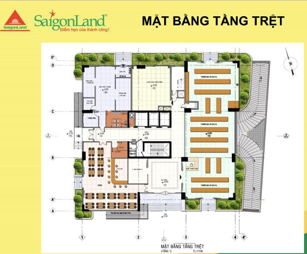 Căn Hộ SaigonLand Quận Bình Thạnh