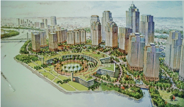 Dự Án Tân Cảng Sài Gòn