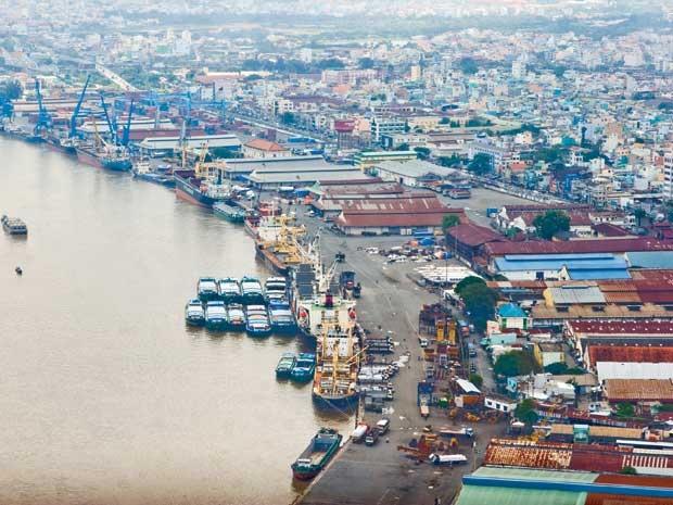 Dự án Vinhomes Tân Cảng