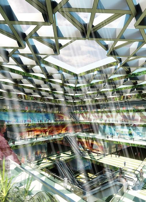 Khu Mua Sắm Metropolis Thảo Điền